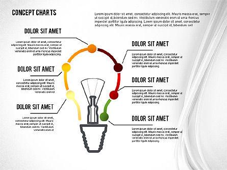 Process Diagrams Toolbox, Slide 3, 02506, Process Diagrams — PoweredTemplate.com
