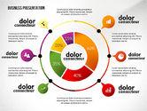 Presentation Templates: Presentation in Inforgraphics Style #02511