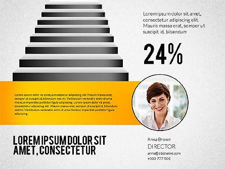 Stairs to Success, Slide 3, 02512, Presentation Templates — PoweredTemplate.com