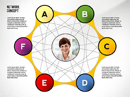 Business Networking, Slide 2, 02513, Presentation Templates — PoweredTemplate.com