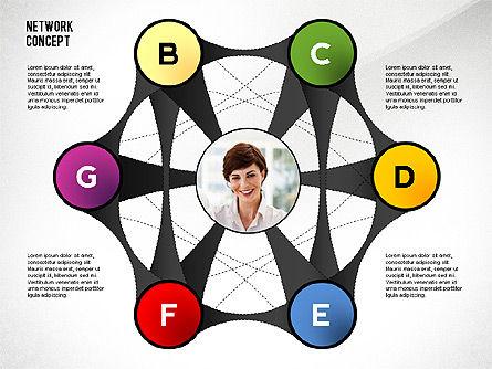 Business Networking, Slide 3, 02513, Presentation Templates — PoweredTemplate.com