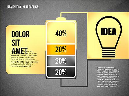 Idea Energy Infographics, Slide 11, 02525, Infographics — PoweredTemplate.com