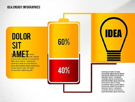 Idea Energy Infographics, Slide 7, 02525, Infographics — PoweredTemplate.com