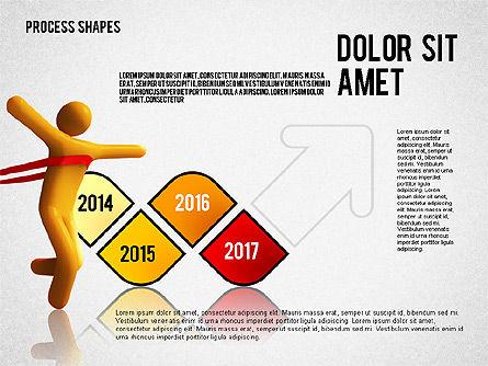 Success Timeline, Slide 5, 02526, Timelines & Calendars — PoweredTemplate.com