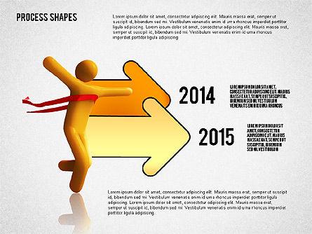 Success Timeline, Slide 7, 02526, Timelines & Calendars — PoweredTemplate.com