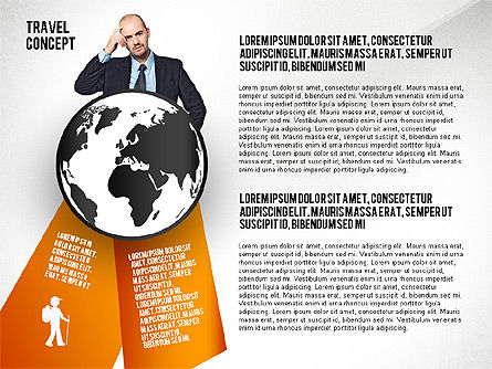 Travel Options, Slide 2, 02528, Presentation Templates — PoweredTemplate.com