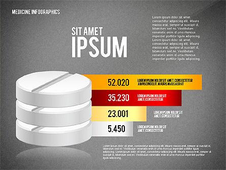 Pharmacology Infographics, Slide 11, 02550, Infographics — PoweredTemplate.com
