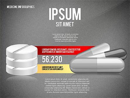 Pharmacology Infographics, Slide 12, 02550, Infographics — PoweredTemplate.com