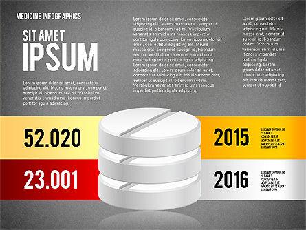 Pharmacology Infographics, Slide 14, 02550, Infographics — PoweredTemplate.com