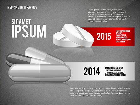 Pharmacology Infographics, Slide 15, 02550, Infographics — PoweredTemplate.com