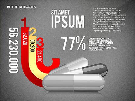 Pharmacology Infographics, Slide 16, 02550, Infographics — PoweredTemplate.com