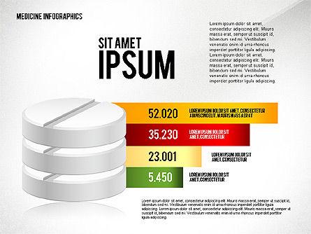 Pharmacology Infographics, Slide 3, 02550, Infographics — PoweredTemplate.com