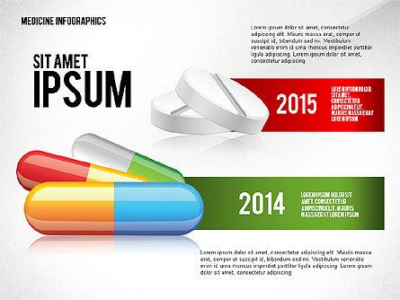 Pharmacology Infographics, Slide 7, 02550, Infographics — PoweredTemplate.com