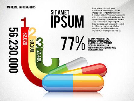 Pharmacology Infographics, Slide 8, 02550, Infographics — PoweredTemplate.com