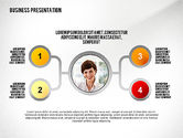 Presentation Templates: Business Results Presentation Template #02559