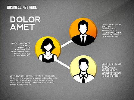 Human Resource Management Presentation Template, Slide 14, 02576, Presentation Templates — PoweredTemplate.com