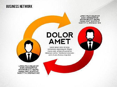 Human Resource Management Presentation Template, Slide 7, 02576, Presentation Templates — PoweredTemplate.com
