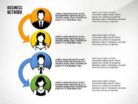Human Resource Management Presentation Template, Slide 8, 02576, Presentation Templates — PoweredTemplate.com