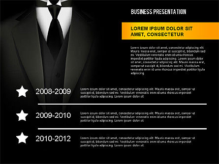 Strong Presentation Template, Slide 13, 02577, Presentation Templates — PoweredTemplate.com
