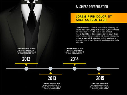 Strong Presentation Template, Slide 2, 02577, Presentation Templates — PoweredTemplate.com