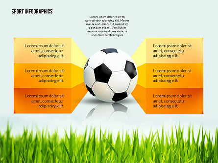Soccer Staged Options, Slide 3, 02581, Infographics — PoweredTemplate.com