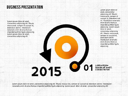 Business Growth Presentation Concept, Slide 3, 02583, Presentation Templates — PoweredTemplate.com
