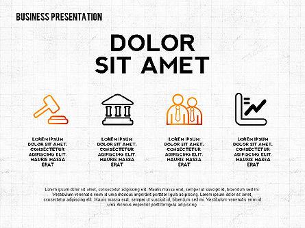 Business Growth Presentation Concept, Slide 4, 02583, Presentation Templates — PoweredTemplate.com