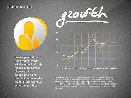 Questions Presentation Concept, Slide 11, 02585, Presentation Templates — PoweredTemplate.com