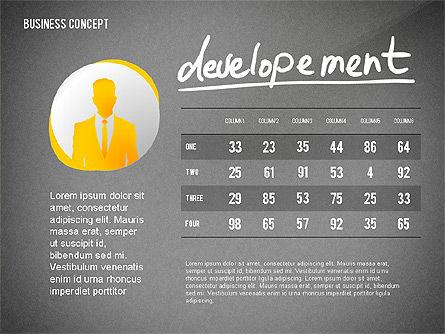 Questions Presentation Concept, Slide 13, 02585, Presentation Templates — PoweredTemplate.com