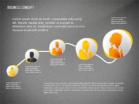 Questions Presentation Concept, Slide 15, 02585, Presentation Templates — PoweredTemplate.com