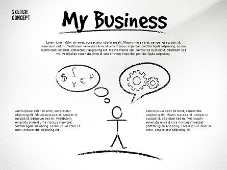 My Business Presentation, Slide 3, 02587, Presentation Templates — PoweredTemplate.com