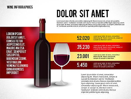 Infographics: Wine Infographics #02590