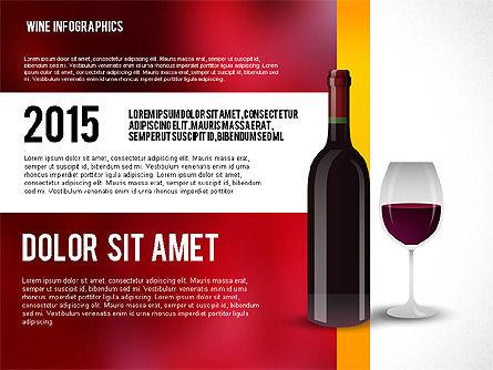 Wine Infographics, Slide 2, 02590, Infographics — PoweredTemplate.com