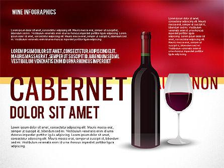Wine Infographics, Slide 4, 02590, Infographics — PoweredTemplate.com