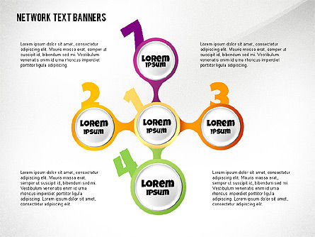 Network Text Banners Slide 4