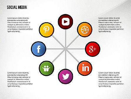 Social Media Infographics Template Slide 2