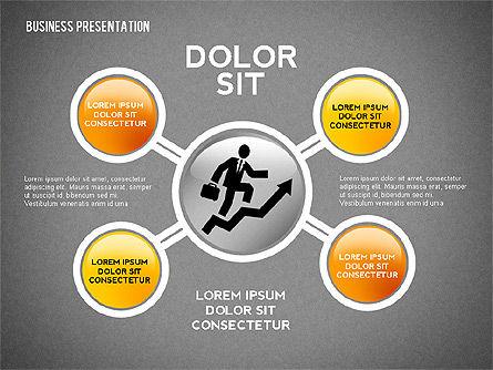 Company Presentation Concept, Slide 10, 02599, Presentation Templates — PoweredTemplate.com