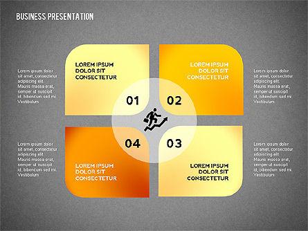Company Presentation Concept, Slide 15, 02599, Presentation Templates — PoweredTemplate.com