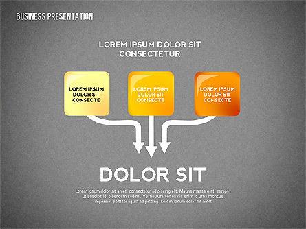 Company Presentation Concept, Slide 16, 02599, Presentation Templates — PoweredTemplate.com