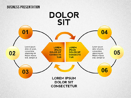 Company Presentation Concept, Slide 4, 02599, Presentation Templates — PoweredTemplate.com