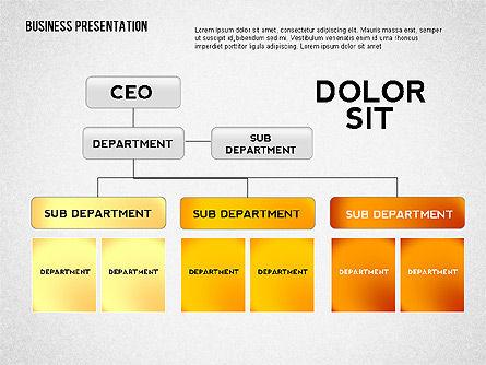 Company Presentation Concept, Slide 6, 02599, Presentation Templates — PoweredTemplate.com