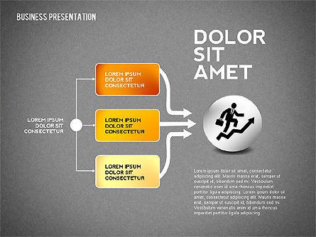 Company Presentation Concept, Slide 9, 02599, Presentation Templates — PoweredTemplate.com
