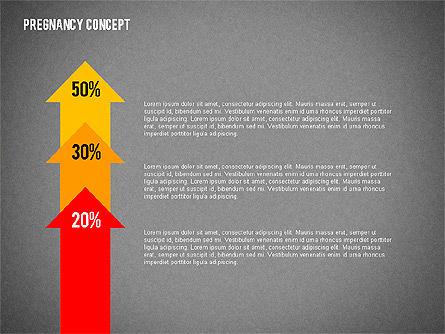 Pregnancy Presentation Concept, Slide 12, 02608, Medical Diagrams and Charts — PoweredTemplate.com