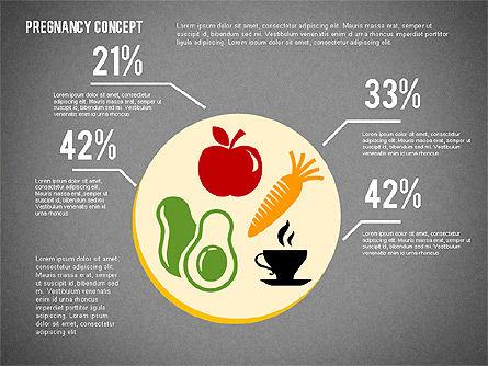 Pregnancy Presentation Concept, Slide 15, 02608, Medical Diagrams and Charts — PoweredTemplate.com