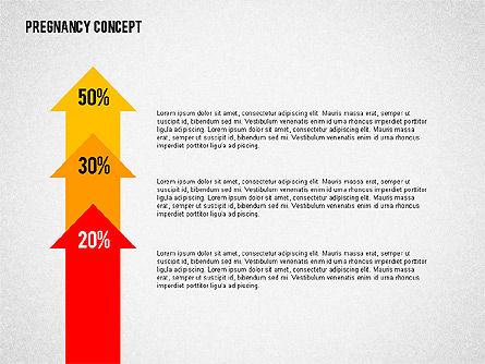 Pregnancy Presentation Concept, Slide 4, 02608, Medical Diagrams and Charts — PoweredTemplate.com