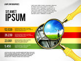 Infographics: Infographics with Loupe #02613