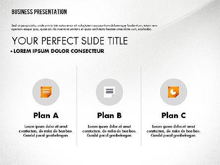 Presentation Templates: 优雅的演示模板 #02615