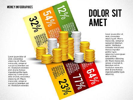 Infographics: Infografia de dinheiro #02616