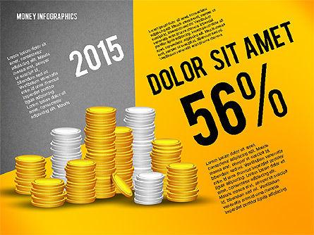 Money Infographics, Slide 10, 02616, Infographics — PoweredTemplate.com