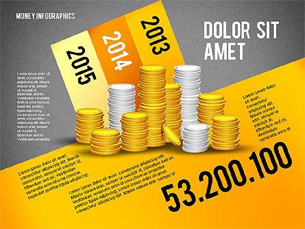 Money Infographics, Slide 11, 02616, Infographics — PoweredTemplate.com